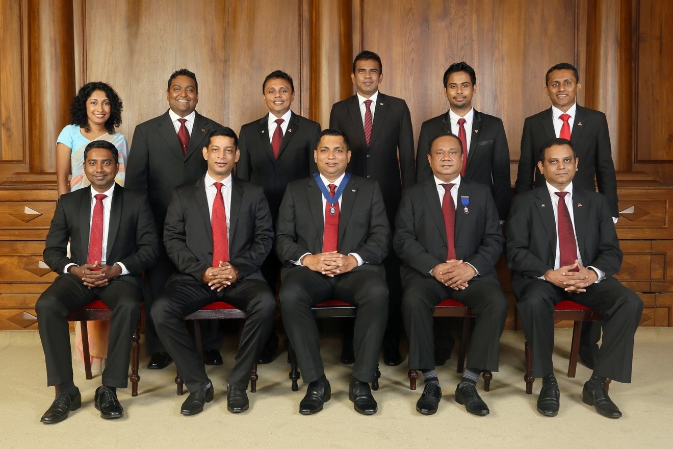 CIM Sri Lanka appoints regional board for 2016