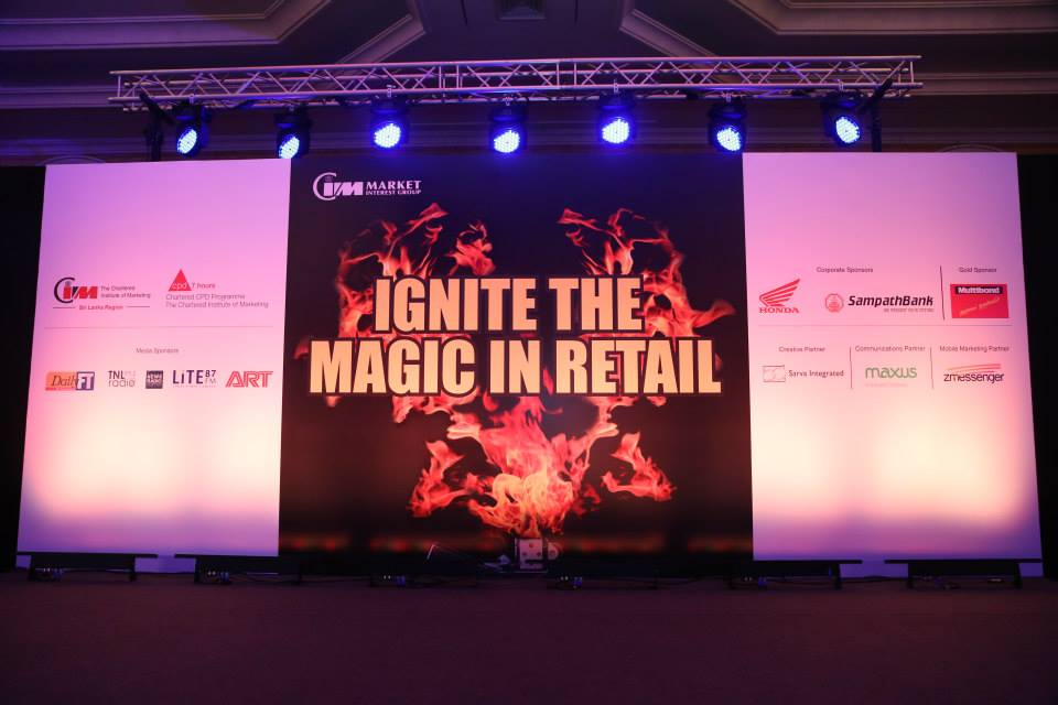 Ignite the magic in retail