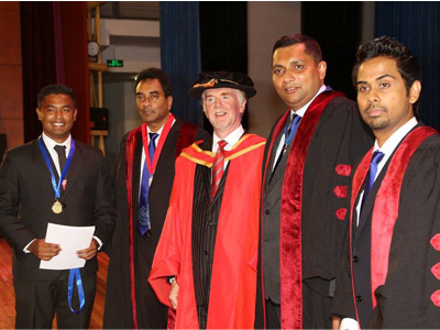 CIM Sri Lanka Graduation 2016