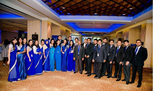 The Student Committee of the Chartered Institute of Marketing Sri Lanka 2016 ends on a high note