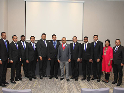 CIM Sri Lanka AGM - December 2017