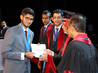 CIM Sri Lanka Graduation 2018